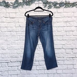 LUCKY BRAND Sweet Jean Crop Jeans Size 8 / 29LUCKY